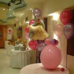 διακοσμηση βάπτισης, μπαλονια