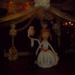 διακοσμηση γαμου, μπαλονια